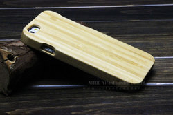 Dismountable Bamboo wooden mobile cover for iphone 6, wood case for iphone 6 plus