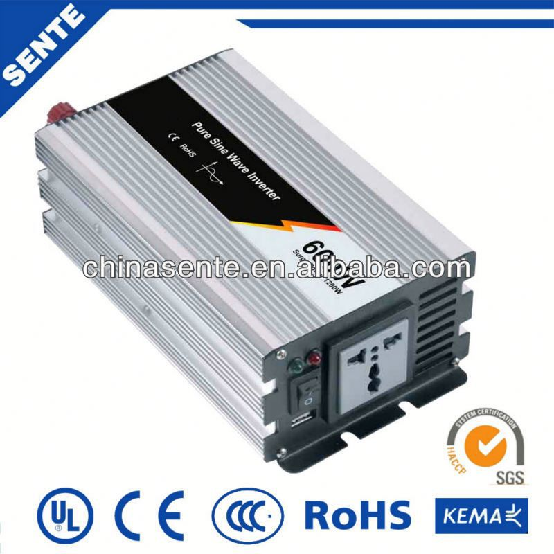 Hot sales 600w off grid dc to ac 1000w electric power inverter with high frequency