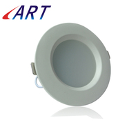 High Quality Round Shape 12w18w LED Downlight dimmable square led downlight retrofit