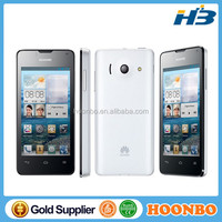 "Original Huawei Ascend Y300 3G SmartPhone Dual Core Android 4.1 MSM8225 GPS 4"" IPS Screen GPS WIFI Bluetooth FM cell phones"
