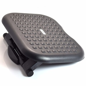 Office Supply Ergonomic folding Plastic height adjustable Foot Rest