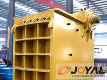 Calculate Working Parameters of Strong Jaw Crusher PE400x600