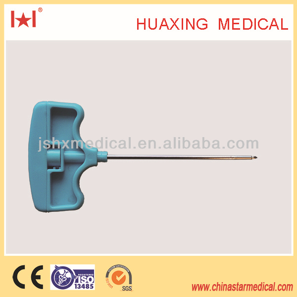 disposable bone marrow aspiration biopsy needle