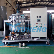 PLC Control Lube Oil Blending, Mixing Machine