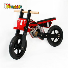Wholesale promotional cool style wooden children balance bike used indoor W16C152