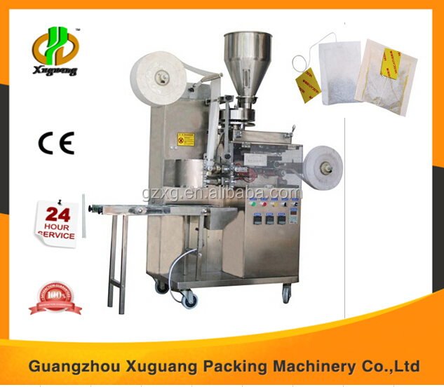 Tea bag packing machine price in India