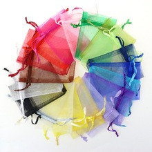 organza gift bags/organza pouch wholesale