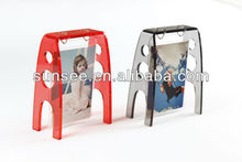 cheap acrylic magnetic funny picture photo frames 2013