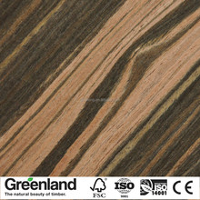 2017 Engineered wood veneer door skin prefinished wood veneer sheets for furniture