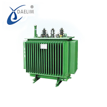 Beijing Daelim Non-excitation-tap-changing Three-phase 35KV 6300KVA Distribution Transformer