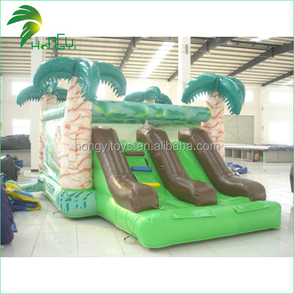 Hot Selling Cheap Customized Inflatable Water Pool Toys , Big Water Slides for Sale