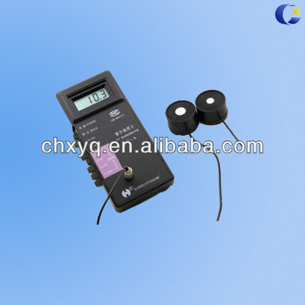 Digital UV intensity meter , UV light meter