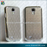 phone accessory diamond design hard pc case for samsung galaxy s4 zoom