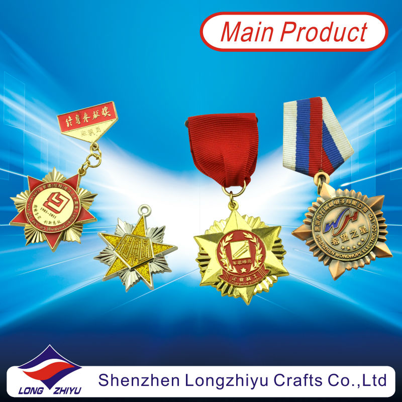 Wholesale china military medal for sale replica military medal as gift item