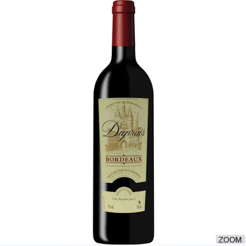 Bordeaux AOC Red wine