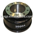 Auto/Truck brake drum GUNITE WEBB 3600A/3600AX/3721AX/3800X
