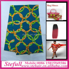Stefull original african wax new design 100% cotton bazin riche dresses embroidery kaftan