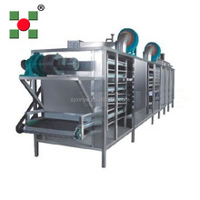 industrial fish shrimp sea food drying processing plant dehydrator equipment