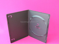 hot sale 7mm empty dvd holder case