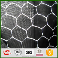 1/2 inch mesh PVC coated hexagonal wire mesh