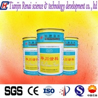 600 Degree high temperature Organic Silicon Heat Resistance Primer paint