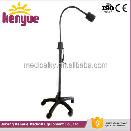 KY-LO40E-B fixed floor stand reflector lamp for hospital use