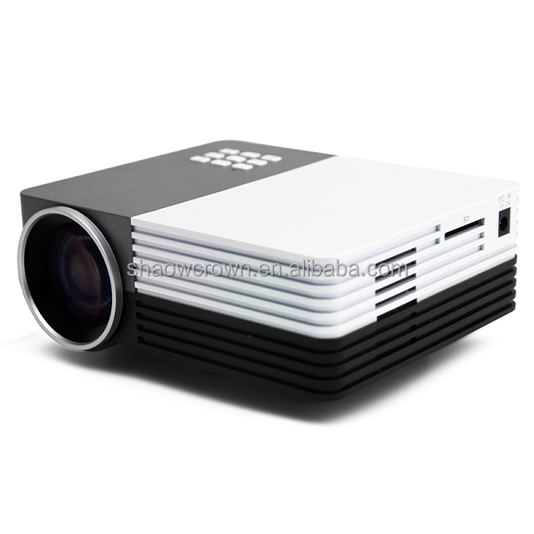 480*320 resolution high brightness full HD 1080P 1000 lumens projector low price