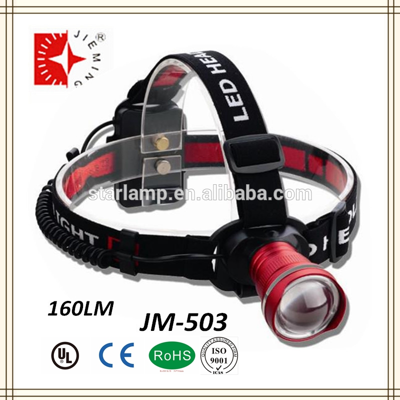 outdoor battery led head light