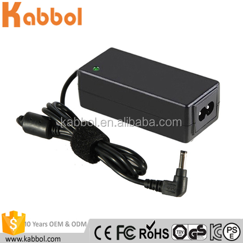 wholesale laptop charger notebook computer ac / dc power adapter charger Power Supply for Toshiba notebook laptop charger