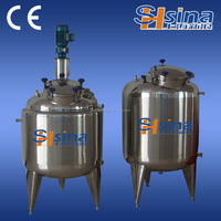 Shsina Agriculture Water Storage Tank Oil Crude Storage Tank