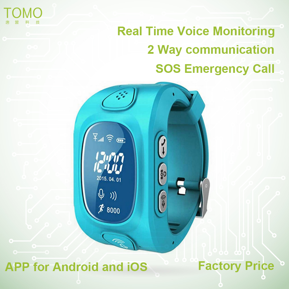 2015 GPS Watch Phone Android wifi Smart Watch Waterproof Anti Lost