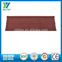 Aluminium Zinc Stone Chip Coated Decorative Roof Made In China