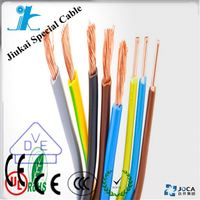 UL3565 passes flame test easy cutting cable size and current rating