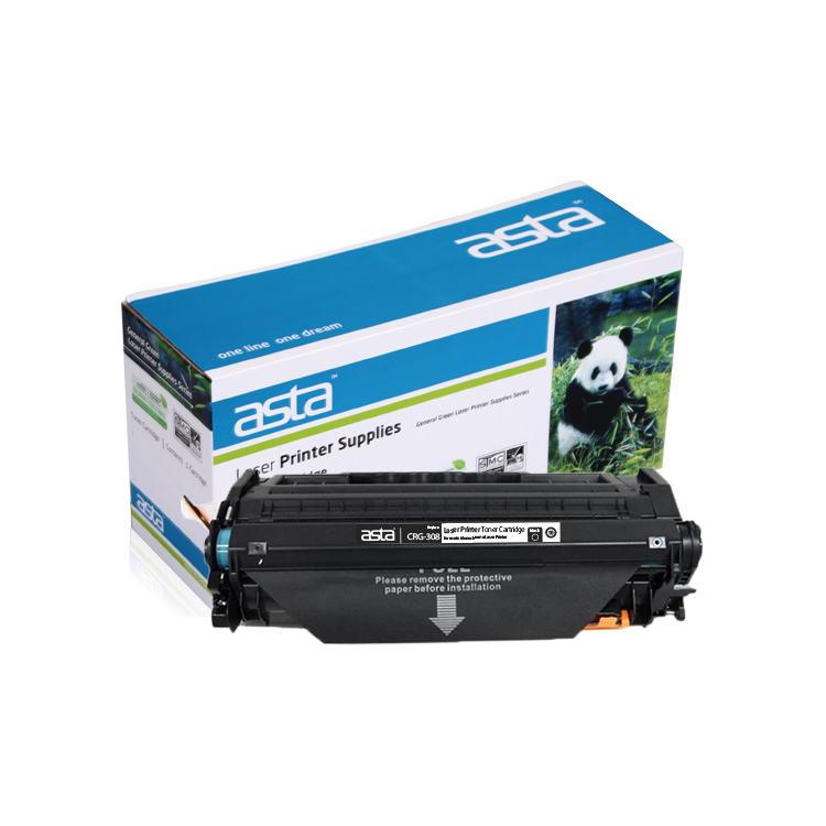 Asta CRG-308 308 compatible Toner cartridge For LBP 3300 printer