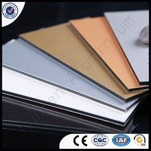 4mm Fireproof A1B1 reynobond aluminum composite panel with 0.45mm alu thickness