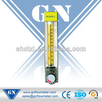 Argon gas flow meter(rotameter)