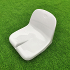 Comfortable Plastic Stadium Seat Chair for Sport Center