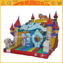 2014 for christmas sale inflatable kid slide