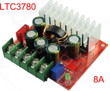 LTC3780 Synchronous Auto Boost Buck Converter Voltage Regulator DC 4-32V to 0.8-32V 5V/12V/24V Adjustable High Efficiency Power