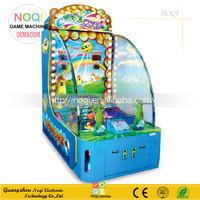NQT-D01 china factory direct sale electronic kids coin operated arcade simulator game machine water shooting for sale