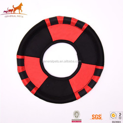 Wholesale Ultimate Foldable Dog Nylon Frisbee Dog Training Product