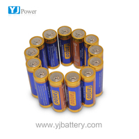 1.5v AA am3 lr6 alkaline battery factory
