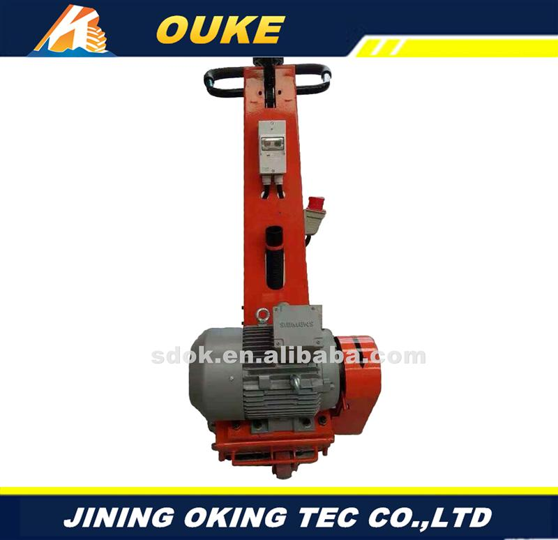 2015 Factory supply hand milling machine,floor scarifying,power trowel parts