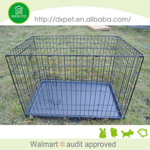 Good quality new style pink rabbit cage