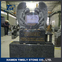 Best Detailed Carved Natural Stone Granite Monument Canada Headstone