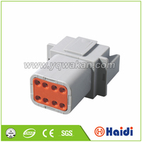 car electrical 8p male female waterproof deutsch auto connector DT04-08PA