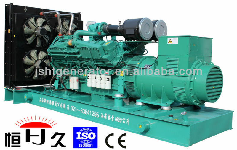 CE 312.5Kva Diesel Generator Set with Cummins Engine(GF250C)