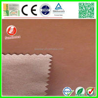 artificial wearproof cork leather fabric for furniture