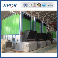 china chain grate coal-fired thermal oil boiler for Bangladesh