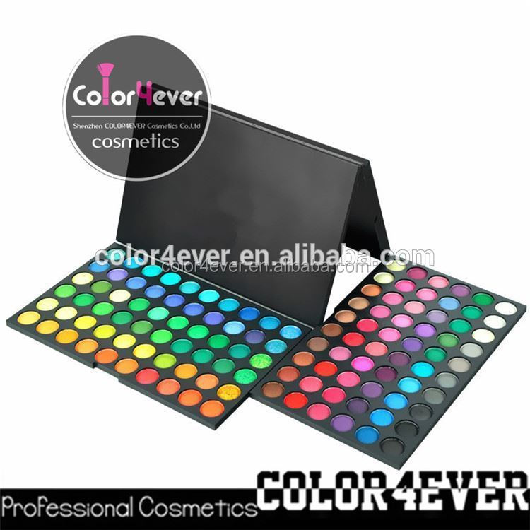 New ! 120Colors high pigment eyeshadow palette makeup your own makeup color bar cosmetics